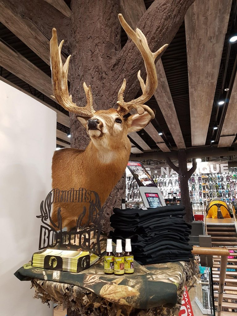 Les produits Bo-Buck chez Latulippe